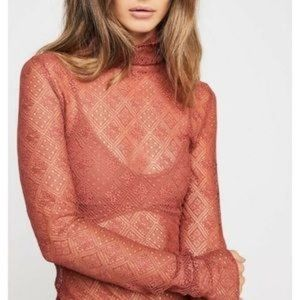 Free People Sweet Memories Lace Tribeca NWT! XS